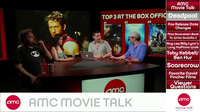 AMC Movie Talk – Deadpool Movie Official, Assassin's Creed Movie Pulled From Release Date