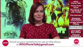 AMC Movie Talk – GALAXY QUEST Sequel Chatter, Chris Pratt as INDIANA JONES