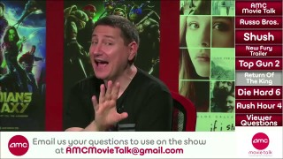AMC Movie Talk – Talking CAPTAIN AMERICA 2 & 3 With Directors Anthony And Joe Russo
