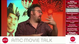 AMC Movie Talk – Why So Serious Did DC Implement A No Jokes Rule