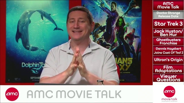 DOCTOR STRANGE May Have A New Release Date – AMC Movie News
