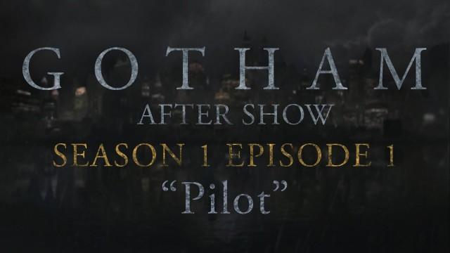 """Gotham After Show """"Pilot"""" Highlights"""