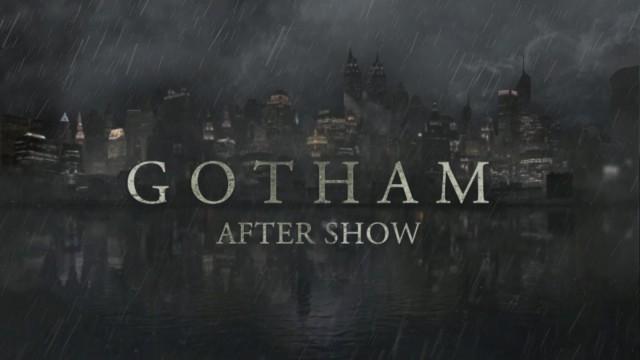 "Gotham After Show Season 1 Episode 2 ""Selina Kyle"""