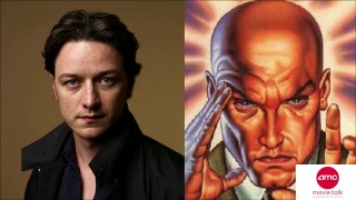 James McAvoy Talks Professor X – AMC Movie News