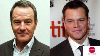 "Matt Damon & Bryan Cranston Set To Star In ""The Great Wall"" – AMC Movie News"