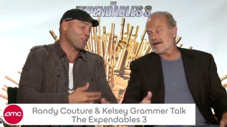 Randy Couture & Kelsey Grammer Talk THE EXPENDABLES 3 With AMC