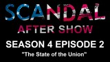 """Scandal After Show Season 4 Episode 2 """"The State of the Union"""""""