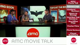AMC Movie Talk – Batman To Be Rougher, Wonder Woman A Daughter Of Zeus in BATMAN V SUPERMAN