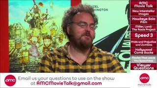 AMC Movie Talk – Matthew McConaughey Talks INTERSTELLAR, Jeremy Renner Says No HAWKEYE Solo Film