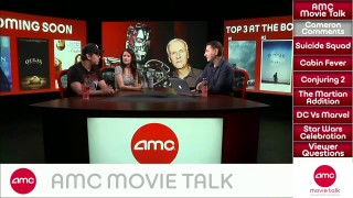 AMC Movie Talk – TERMINATOR GENISYS Insight From James Cameron