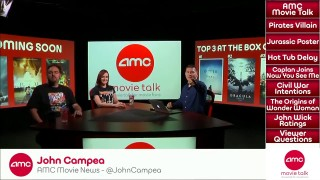 AMC Movie Talk – WB Announces JUSTICE LEAGUE, WONDER WOMAN And Full Hero Slate