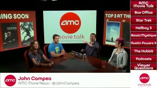 AMC Movie Talk – X-MEN APOCALYPSE To Focus On Mystique Romance