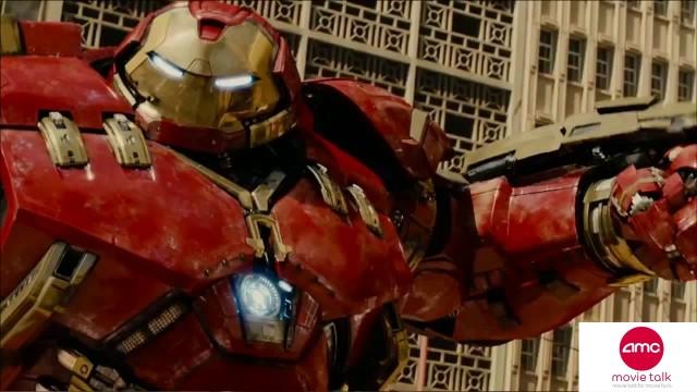 AVENGERS 2 Trailer Released By Marvel After Internet Leak – AMC Movie News