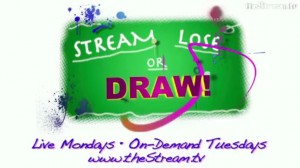 Live Performance of Jessica Espinoza from Maria Sweet on Stream, Lose, or Draw Photo