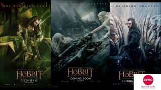 New Posters For THE HOBBIT THE BATTLE OF THE FIVE ARMIES – AMC Movie News