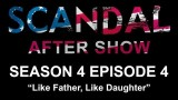"Scandal After Show ""Like Father, Like Daughter"" Highlights"