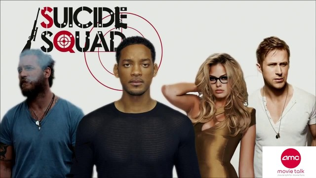Suicide Squad Aiming For Smith, Hardy, Gosling, And Robbie – AMC Movie News