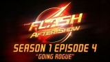 """The Flash After Show Season 1 Episode 4 """"Going Rogue"""""""
