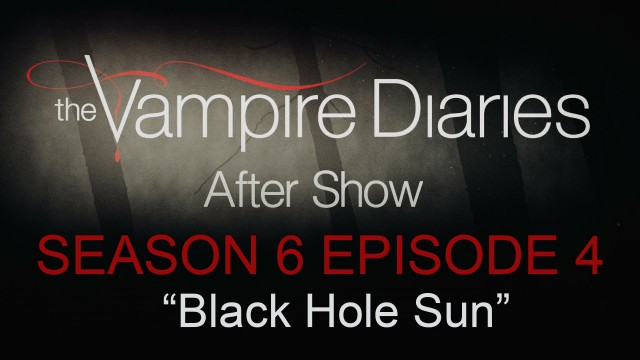 "The Vampire Diaries After Show ""Black Hole Sun"" Highlights"