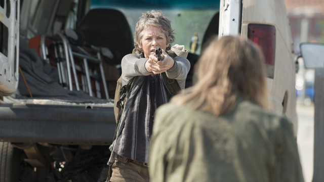 "The Walking Dead After Show Season 5 Episode 6 ""Consumed"""
