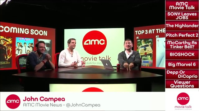 AMC Movie Talk – BIOSHOCK Movie, Tom Cruise For THE HIGHLANDER Remake