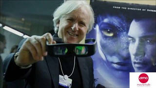 James Cameron On Shooting the AVATAR Sequels – AMC Movie News