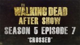 "The Walking Dead After Show Season 5 Episode 7 ""Crossed"""