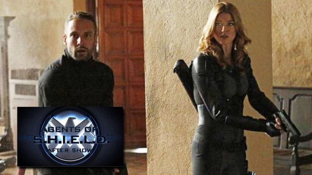 "Agents of S.H.I.E.L.D. After Show Season 2 Episode 10 ""What They Become"""