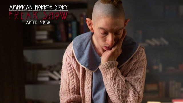 "American Horror Story Freak Show After Show Episode 10 ""Orphans"""