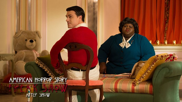 "American Horror Story Freak Show After Show  Episode 9 ""Tupperware Party Massacre"""