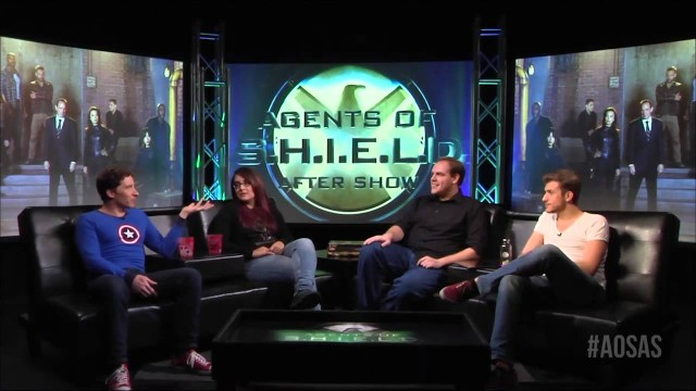 """Agents of S.H.I.E.L.D. After Show """"Ye Who Enter Here"""" Highlights"""