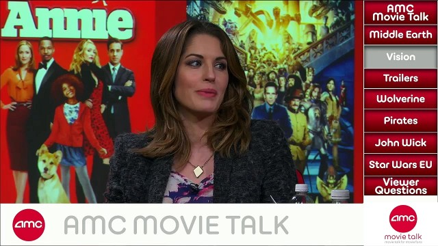 AMC Movie Talk – Jackson Says More Middle Earth Possible, Top 10 Viewed Trailers Of 2014