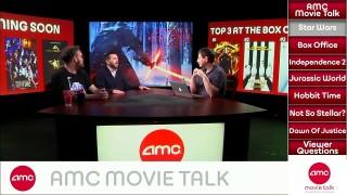 AMC Movie Talk – STAR WARS Trailer, INDEPENDENCE DAY 2 Green Light