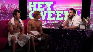 Jonny McGovern's Hey Qween with Steamroom Stories