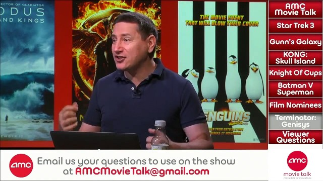 Should TERMINATOR GENISYS Focus On Schwarzenegger – AMC Movie News