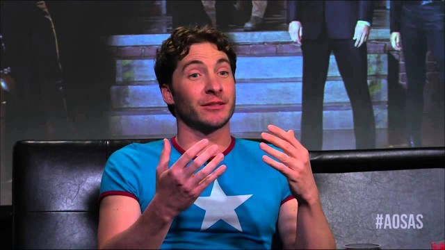Skye is DAISY JOHNSON aka QUAKE on Marvel's Agents of S.H.I.E.L.D.