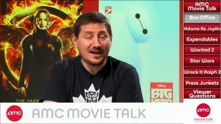 THE HUNGER GAMES MOCKINGJAY Part 1 Tops Box Office – AMC Movie News