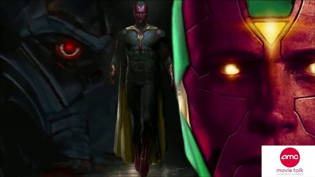 Ultron Creates Vision In AVENGERS 2 – AMC Movie News