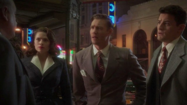 "Agent Carter After Show S1:E3 ""Time and Tide"""