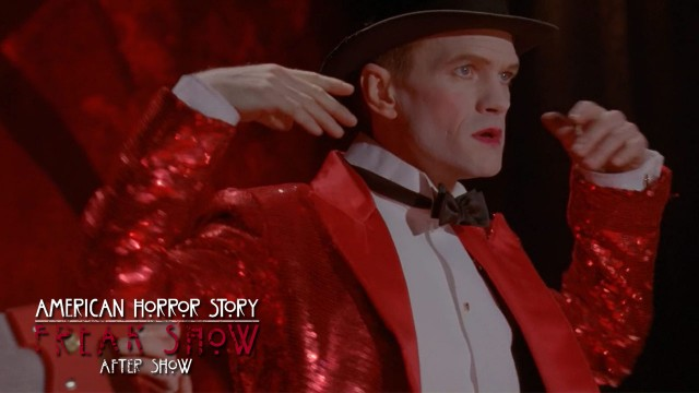 "American Horror Story Freak Show After Show Episode 11 ""Magical Thinking"""