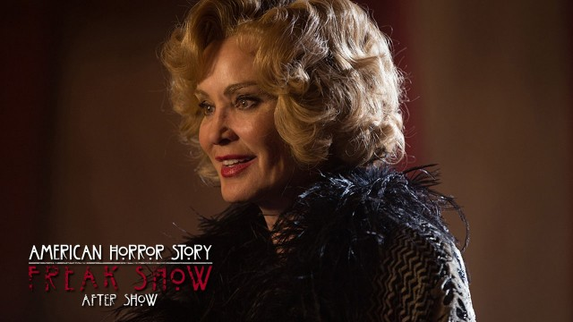 "American Horror Story Freak Show After Show Episode 13 ""Curtain Call"""