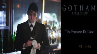"""Gotham After Show """"The Fearsome Dr. Crane"""""""