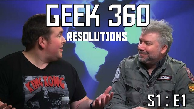 Geek 360 S1:E1 With Matt Keil and Brian Konowal