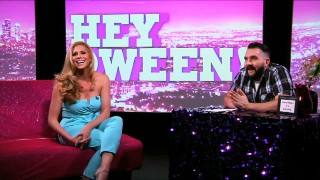 Jonny McGovern's Hey Qween!  with Candis Cayne