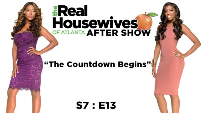 """Real Housewives of Atlanta After Show S7E13 """"The Countdown Begins"""""""