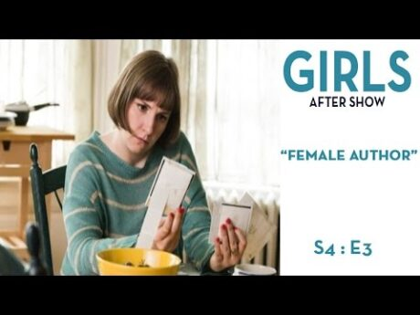 """Girls After Show S4E03 """"Female Author"""""""