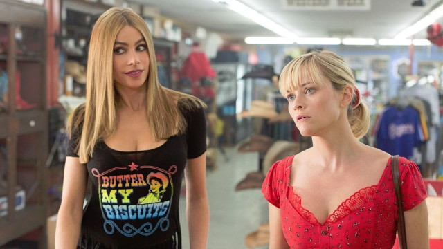 Witherspoon And Vergara Comedy HOT PURSUIT Trailer Review – AMC Movie News