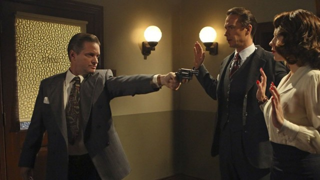 """Agent Carter After Show S1:E7 """"Snafu"""""""