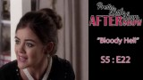 "Pretty Little Liars After Show Season 5 Episode 22 ""Bloody Hell"""