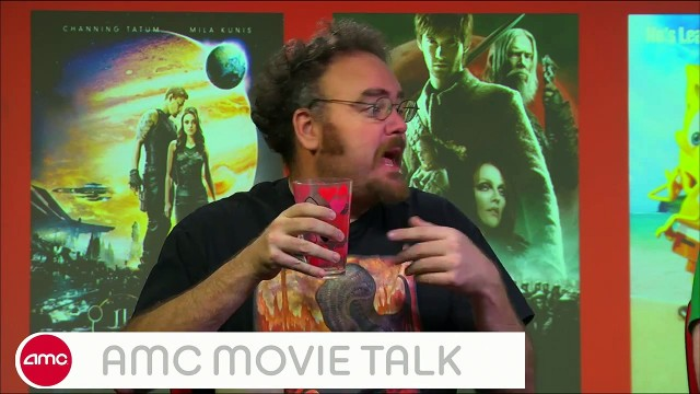 AMC Movie Talk – MINIONS Trailer Review, Star Lord And Captain Americas Super Bowl Bet